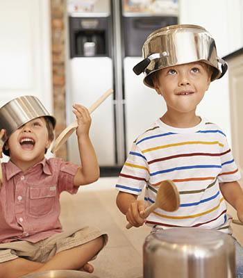 Kids friendly living at Meadowridge Apartments