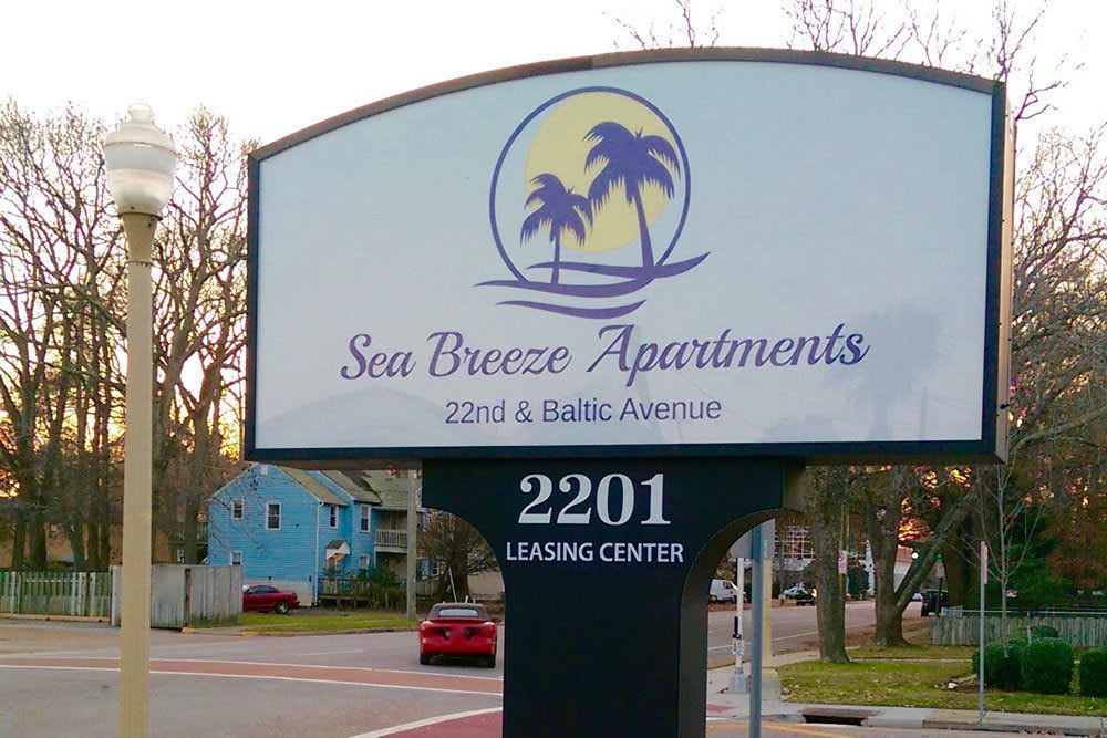Welcome to Sea Breeze Baltic Apartments
