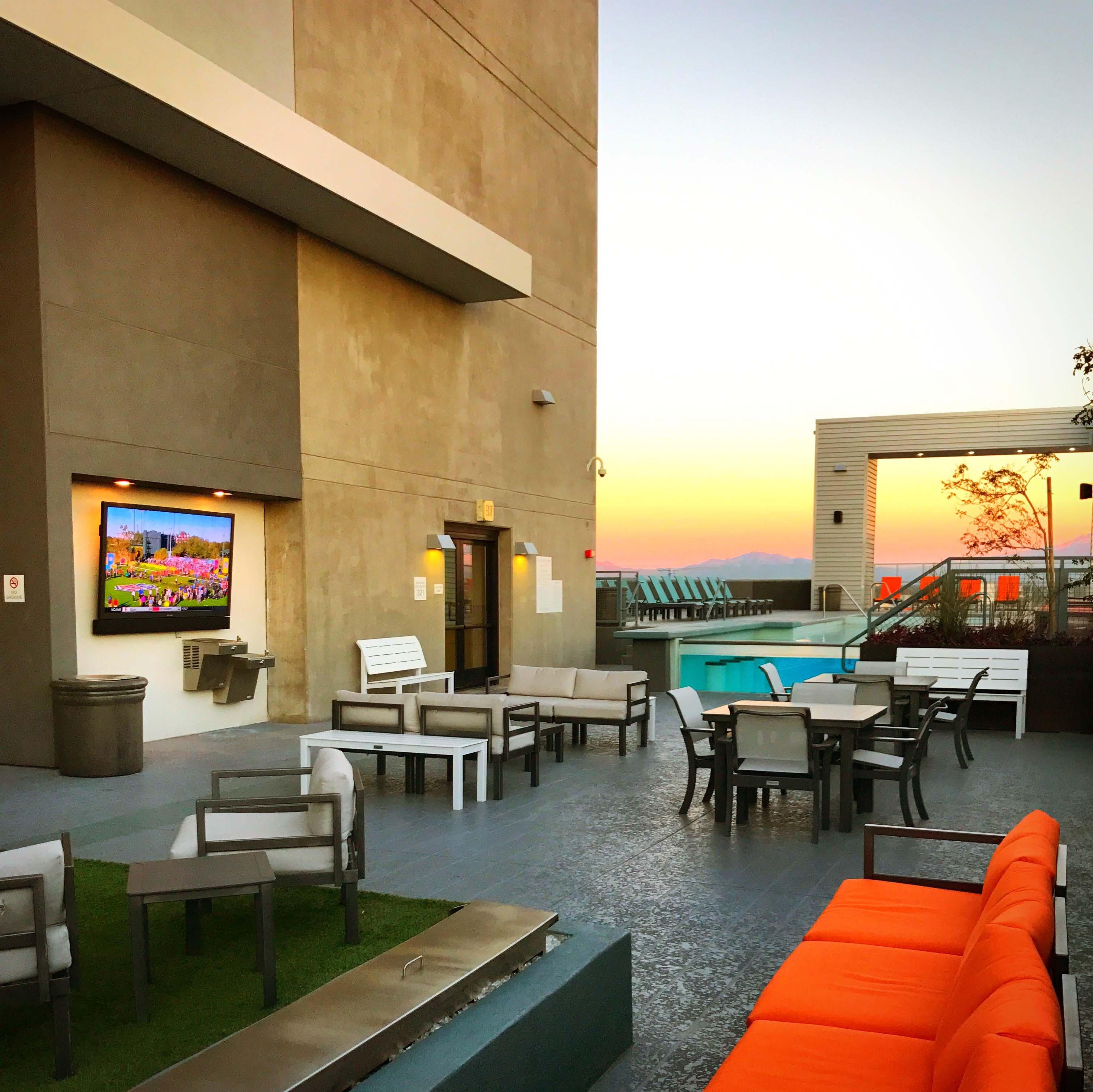 Rooftop Lounge in Tucson, AZ