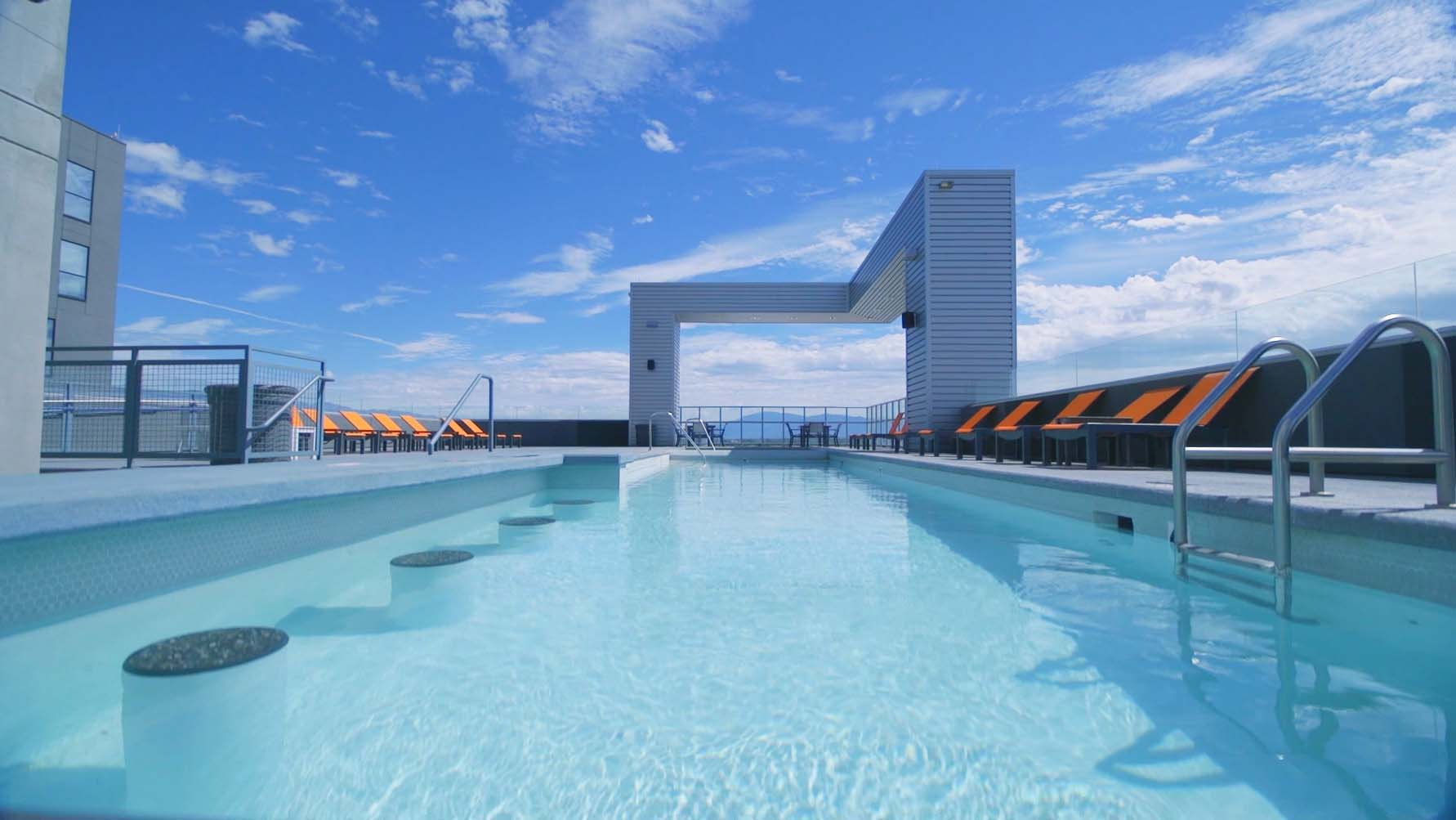 Apartments In Tucson Rooftop Pools