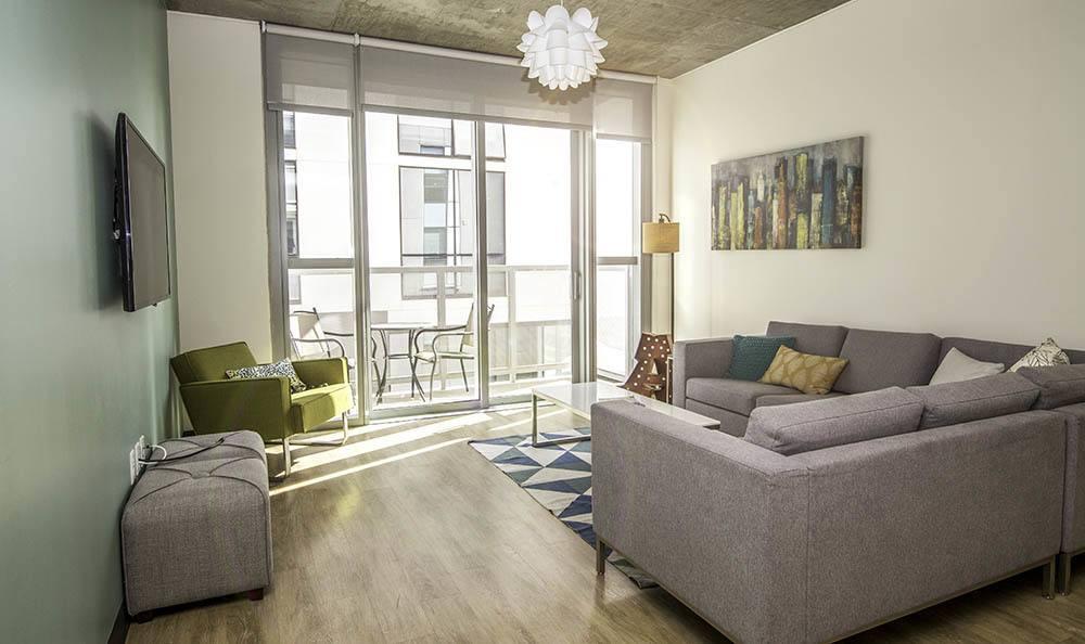 Tucson Apartments Bright Living Room