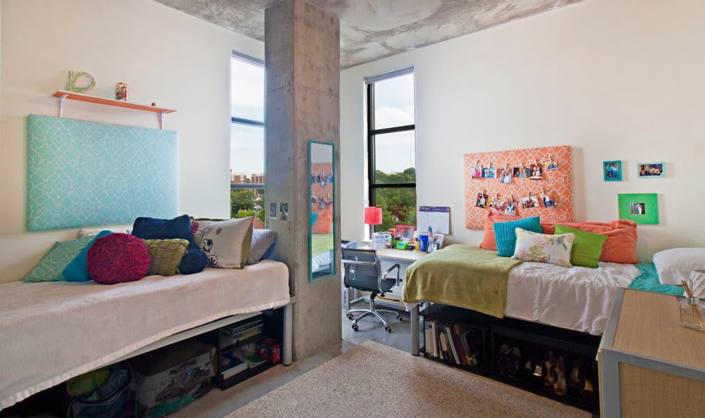Two Bedroom At Shortbread Lofts