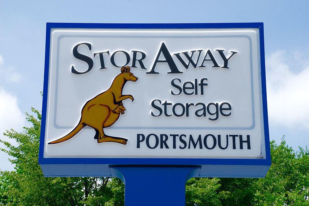 Welcome to StorAway Self Storage - Portsmouth Boulevard