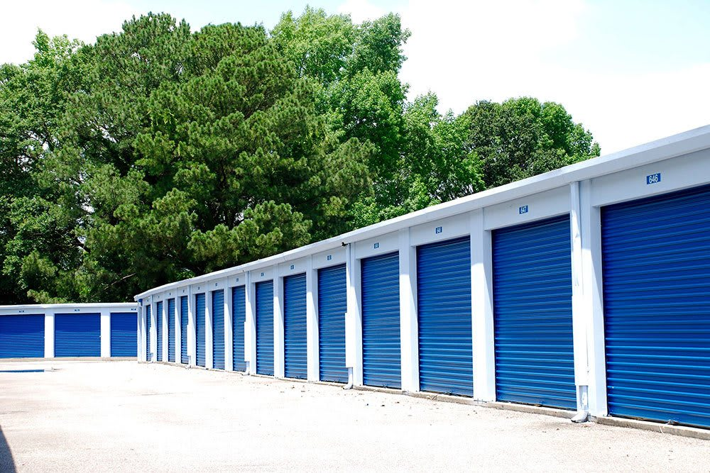 Self-storage units for rent in Portsmouth