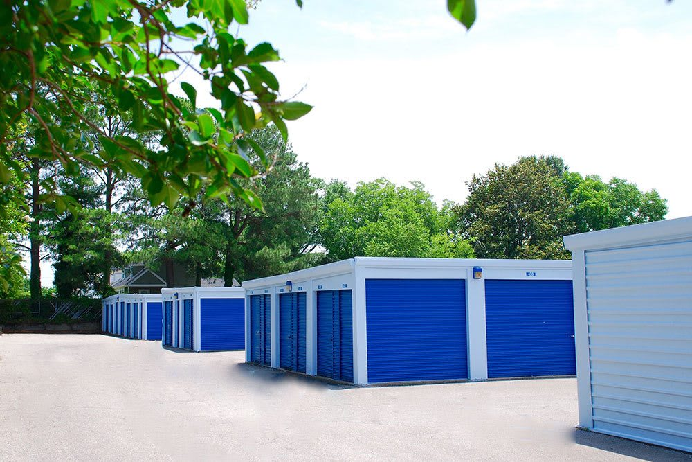 Rent one of our clean, secure self-storage units in Portsmouth