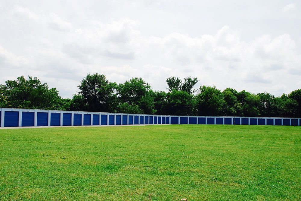 Visit our self storage facility in Portsmouth and see what we can do for you!