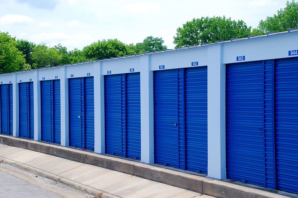 Find the storage unit to suit your needs in Portsmouth