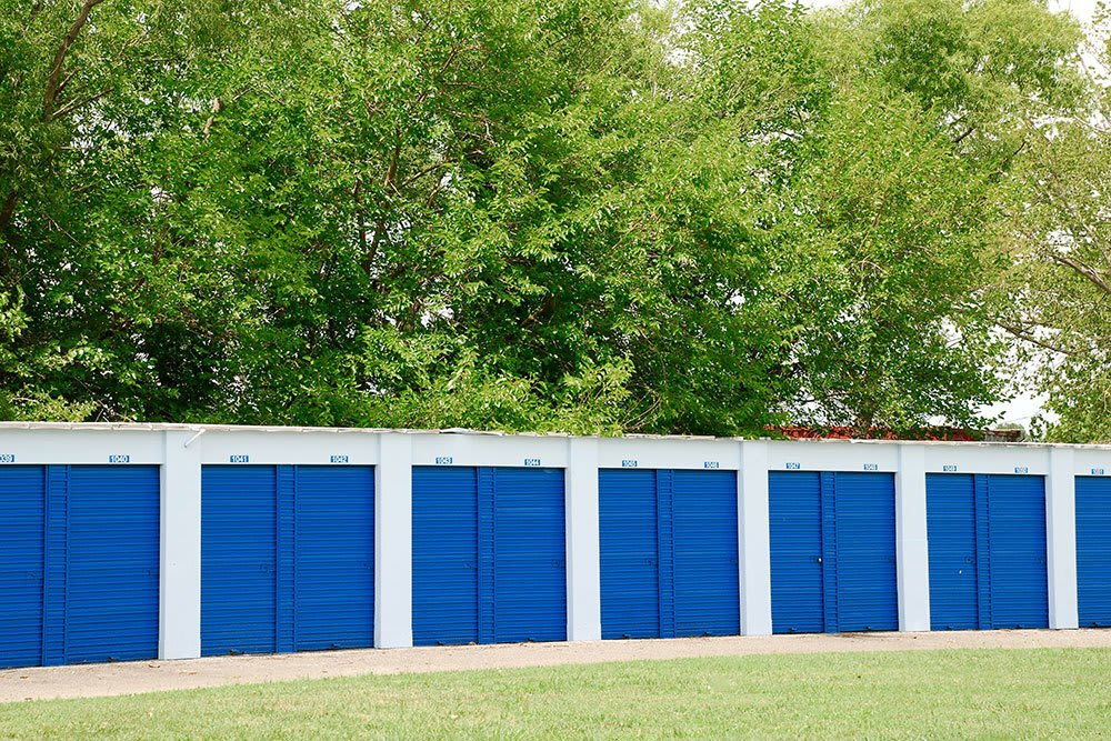 We have extra large storage units and outdoor storage to meet any self storage need