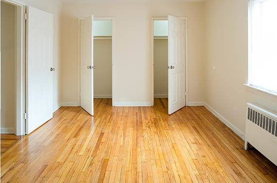 Orchard Gardens hardwood floors in Highland Park, NJ