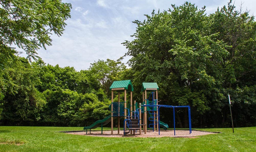 Douglas Gardens Playground in Douglass Gardens Apartments, NJ