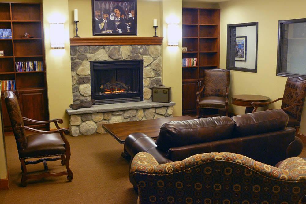 Library at Moran Vista