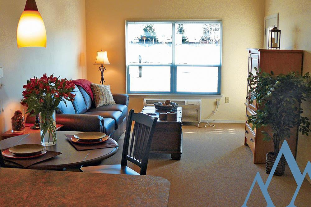 Spacious apartment in Moran Vista