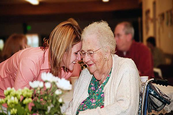 extra care in Woodway Assisted Living