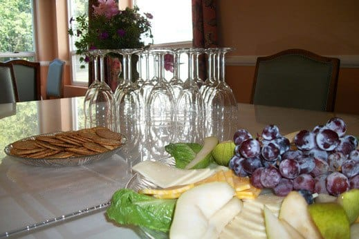 Woodway Assisted Living divine food choices