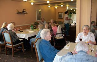 There are plenty of things to do at senior living in Bellingham