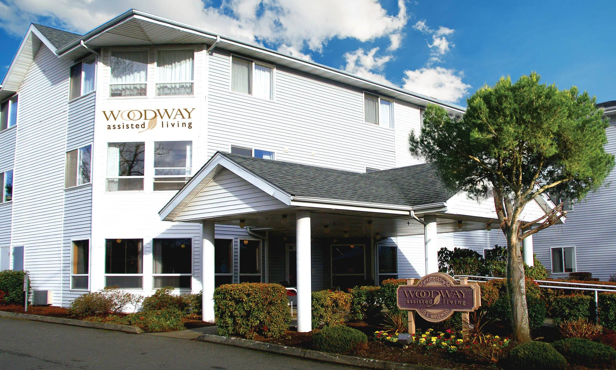 Welcome to Woodway Assisted Living in Bellingham