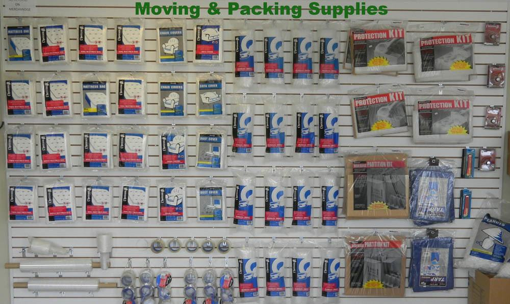 Moving & packing supplies at Global Self Storage in Dolton, IL