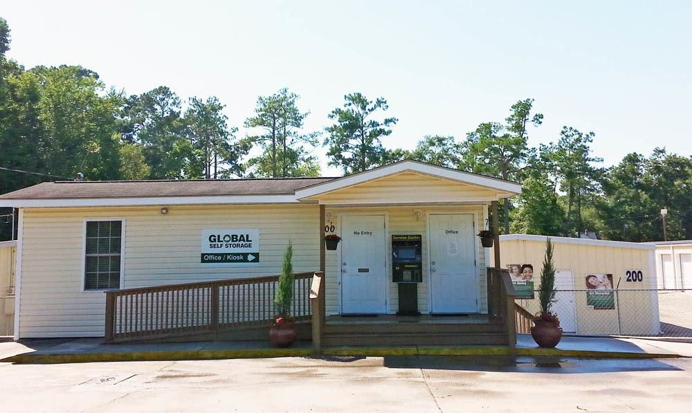 Welcome to Global Self Storage in Summerville, SC