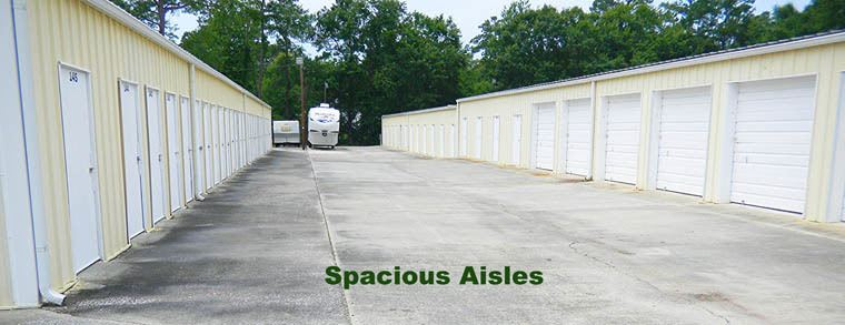 Car, RV, and Boat Storage at Global Self Storage in Summerville, SC