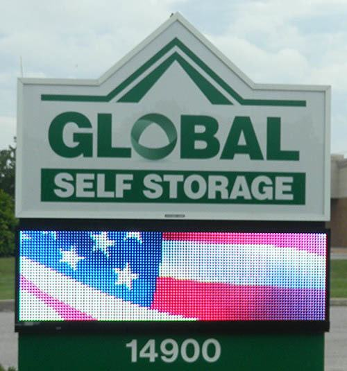 View our specials at Global Self Storage