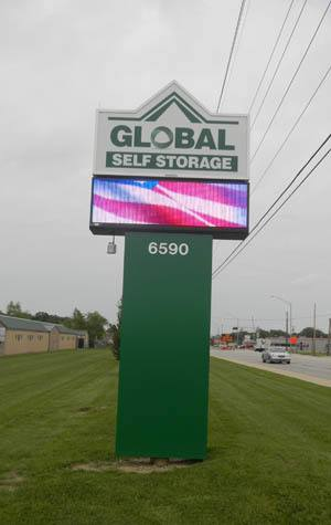 Check out the specials at Global Self Storage in Merrillville, IN
