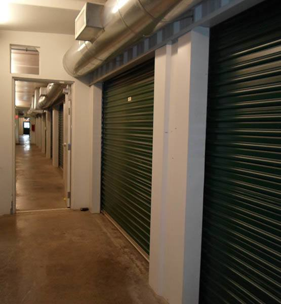 Climate Controlled units at Global Self Storage in Bolingbrook, IL