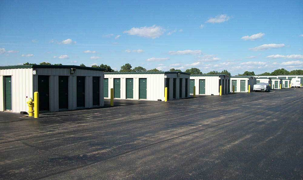 variety of units at Global Self Storage in Bolingbrook, IL