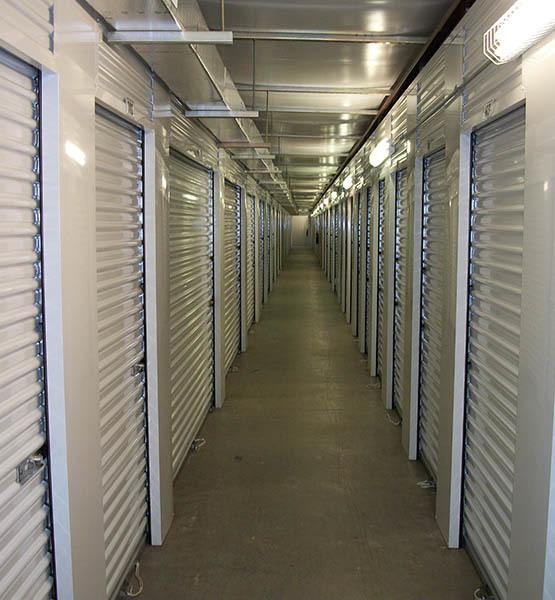 Climate Controlled units at Global Self Storage in Merrillville, IN