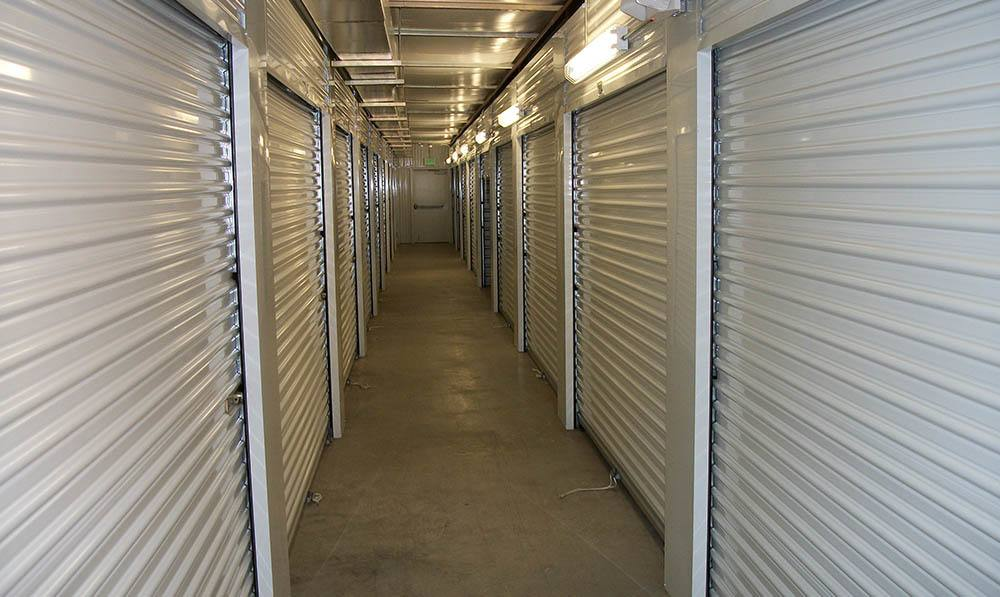 interior units at Global Self Storage in Merrillville, IN