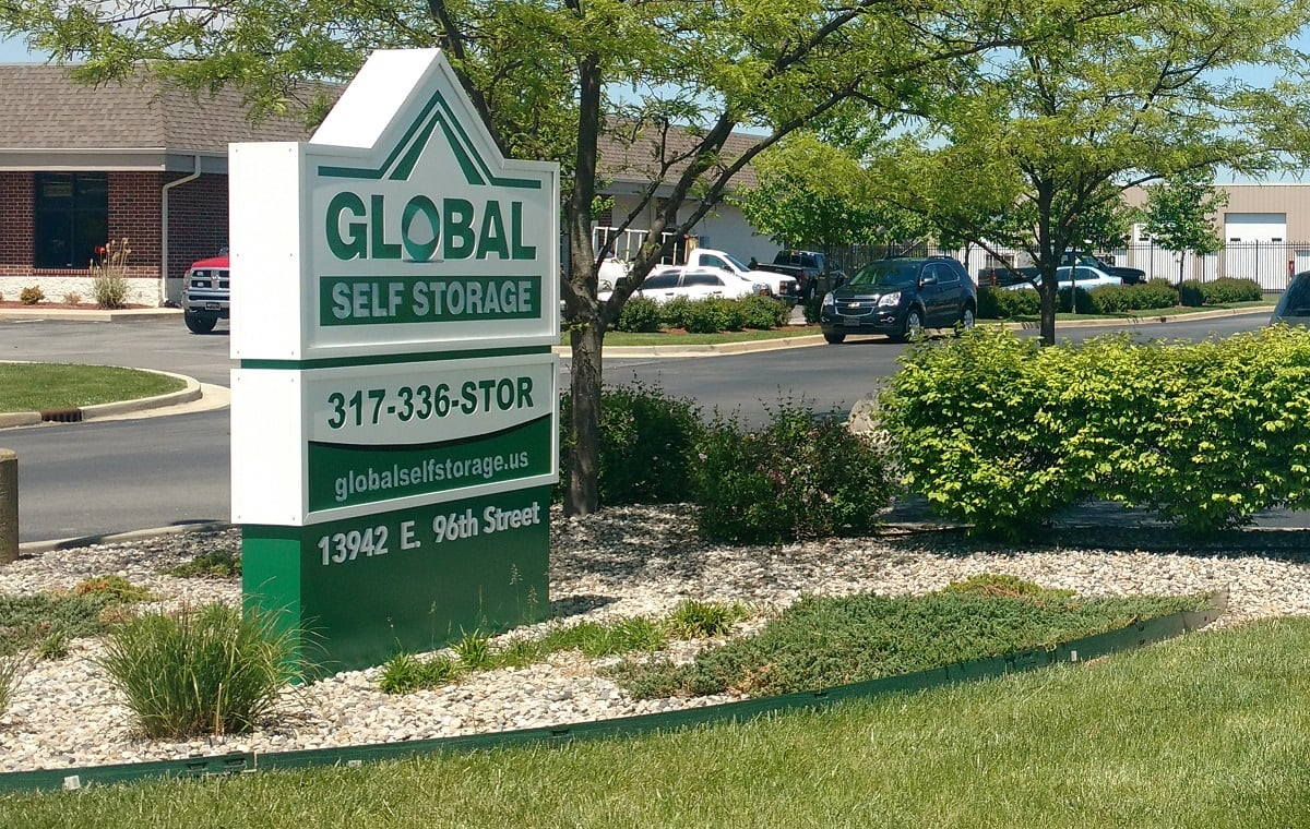 Self Storage available at Global Self Storage in McCordsville, IN