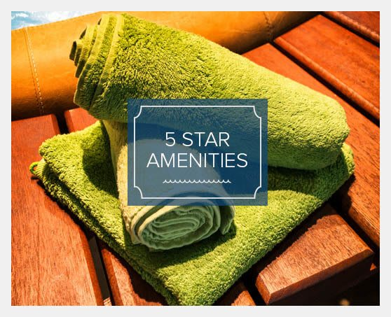 5 star amenities at our luxury resort apartments for rent in Huntersville
