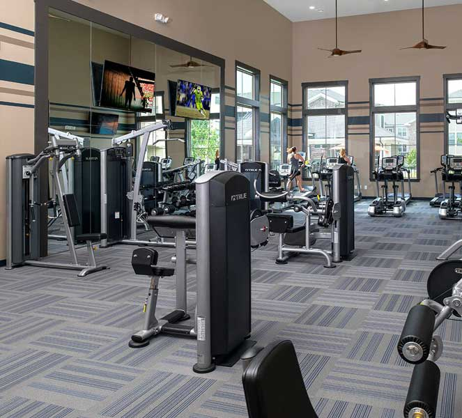 Fitness Center at Cosners Corner