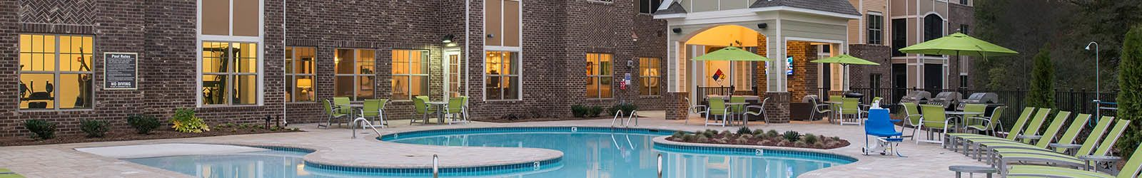 View our apartments for rent in Huntersville, NC