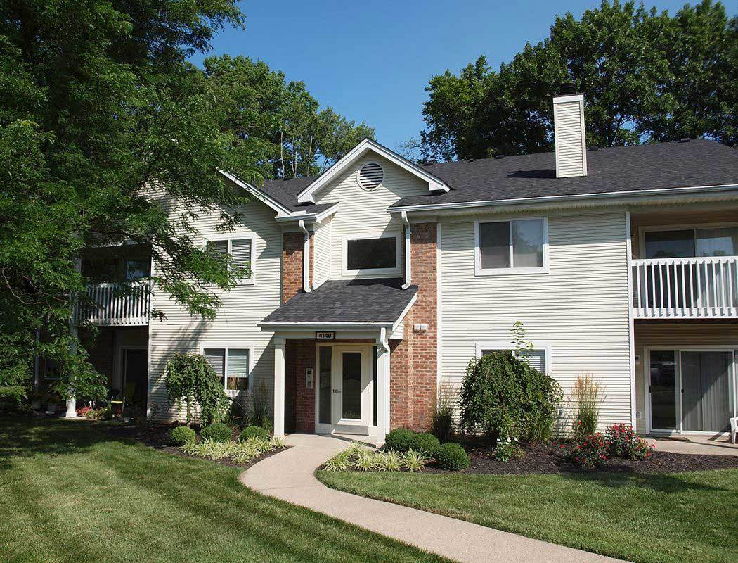 Fox Chase Apartments exterior