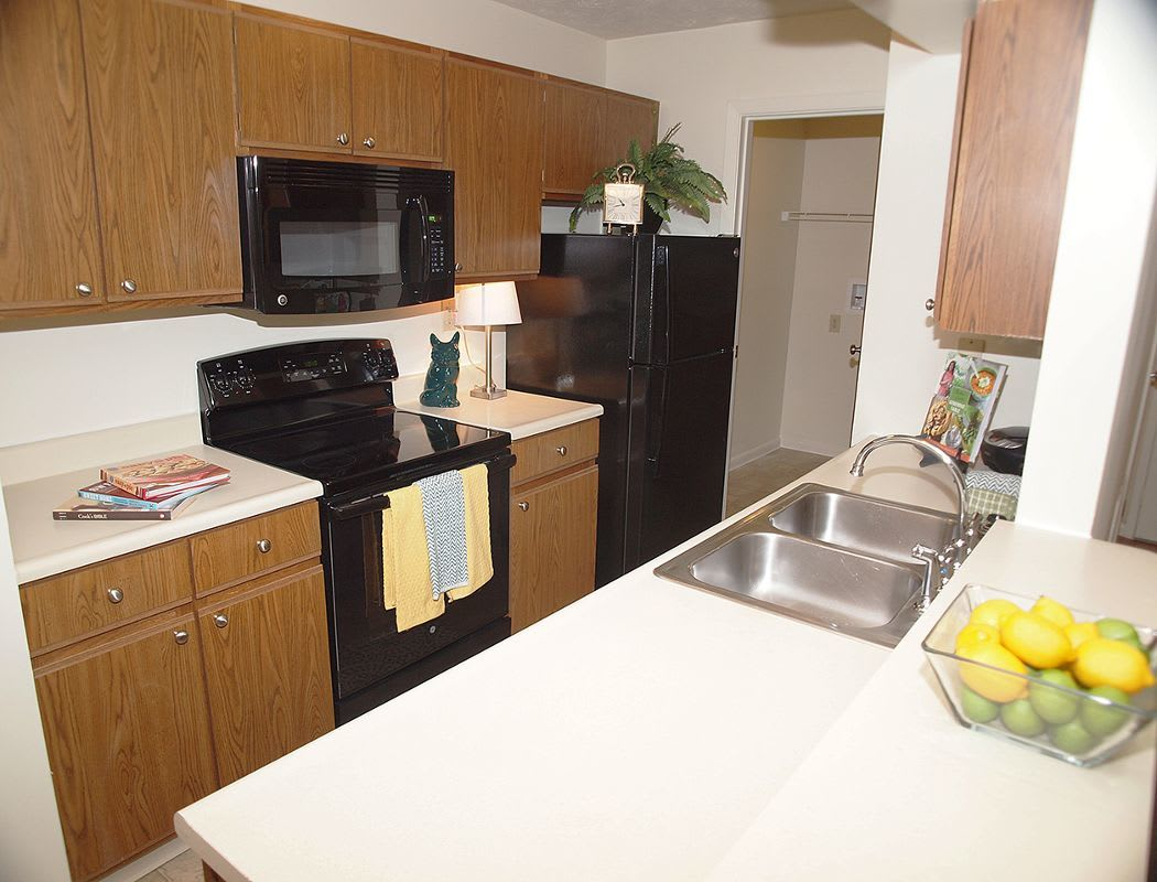 Kitchen at Fox Chase South
