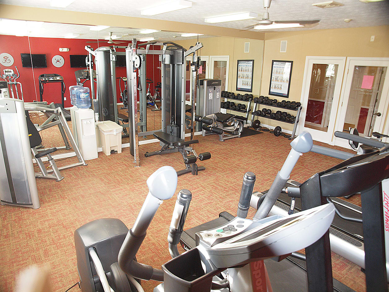 Fitness Center at Sterling Lakes in Mason, Ohio