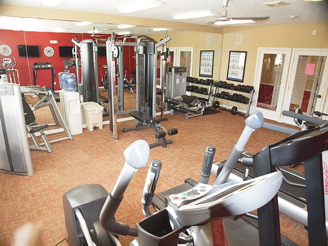 Fitness Center at Sterling Lakes