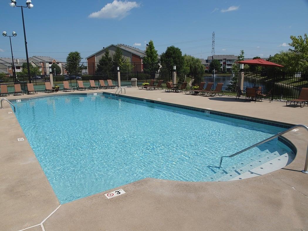 Swimming pool at Sterling Lakes
