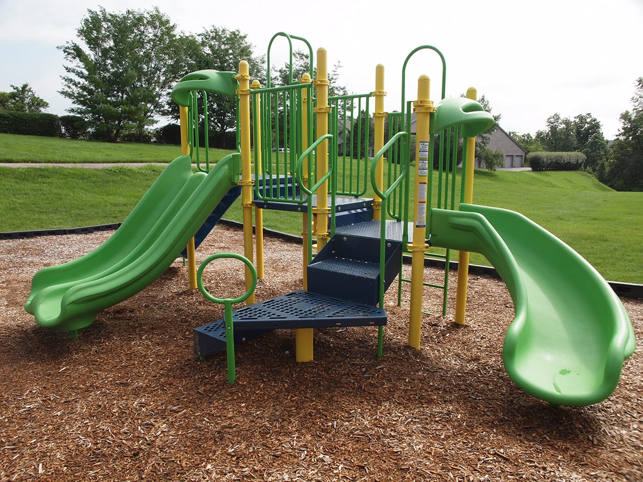 Playground at Shadow Ridge in Louisville, KY