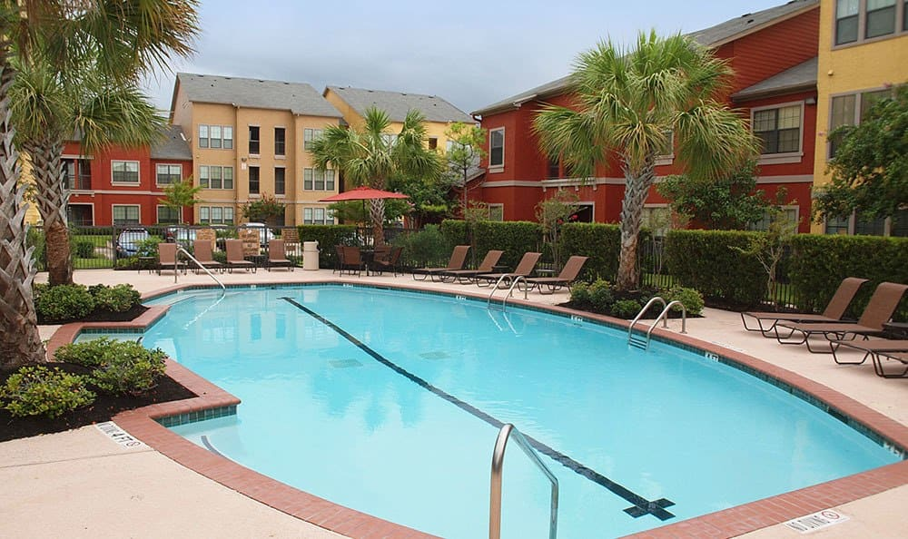 Pool at Summerwind Apartments