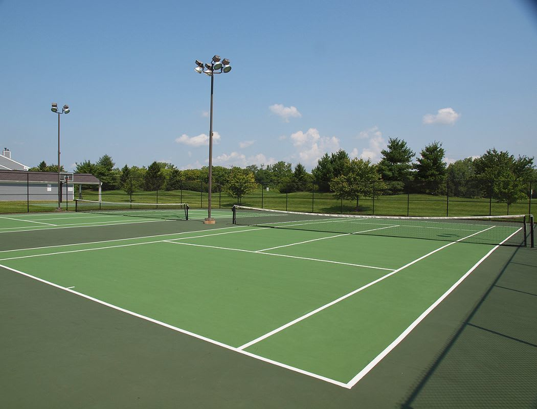 Tennis at The Landings at Beckett Ridge
