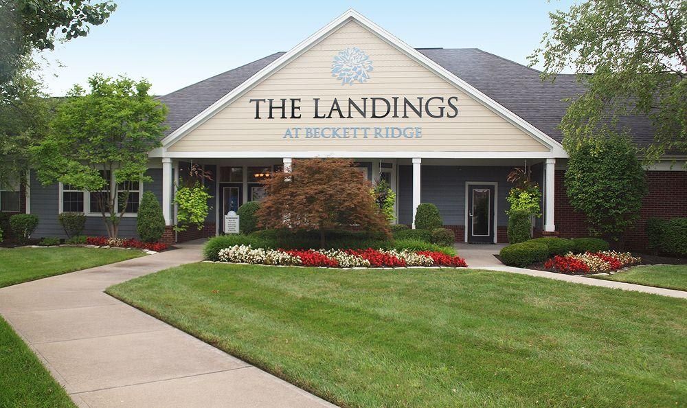 clubhouse at The Landings at Beckett Ridge in