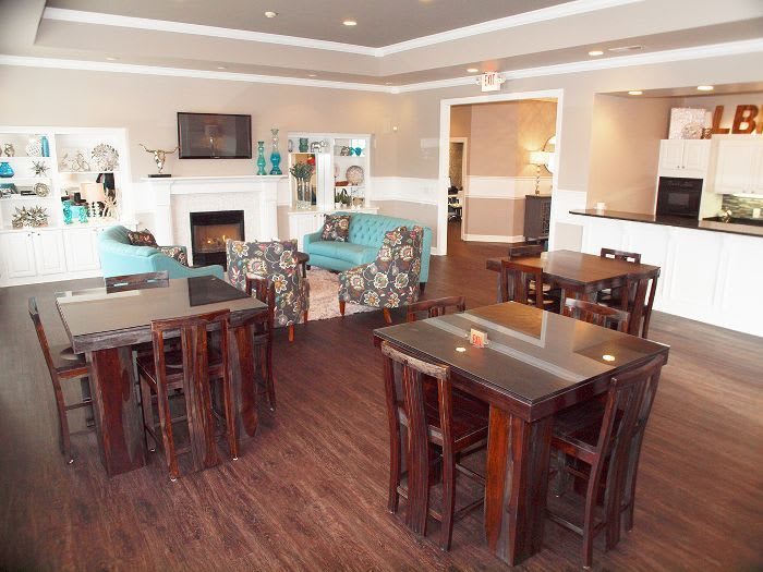 The Landings at Beckett Ridge offers award winning apartments