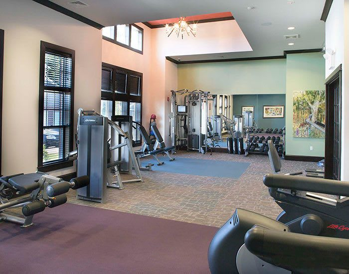 Fitness Center at Reserve on Salisbury