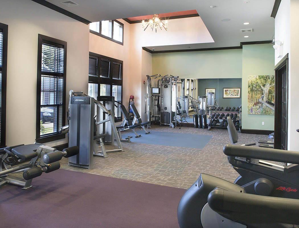 Reserve on Salisbury fitness center