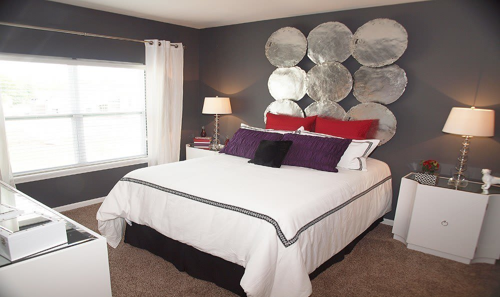 Bedroom at Meridian on Shelbyville