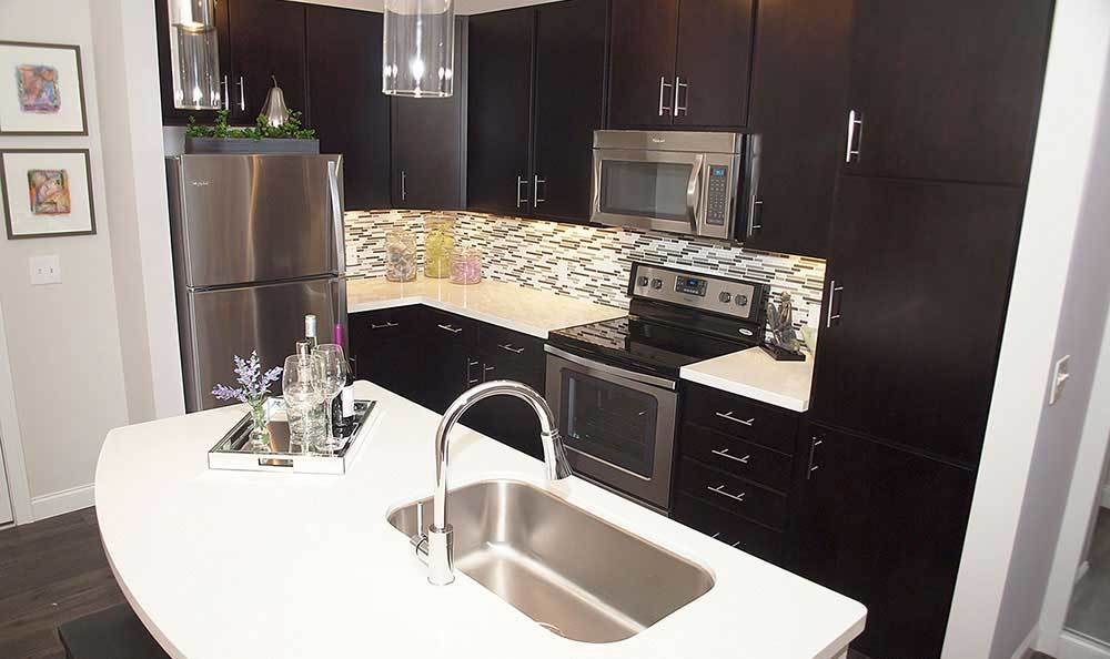 Luxurious Kitchen at our Cincinnati, OH Apartments