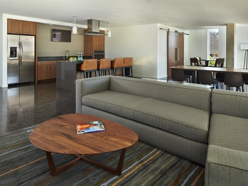 The Wave Amenities | Apartments with a View of CenturyLink Field