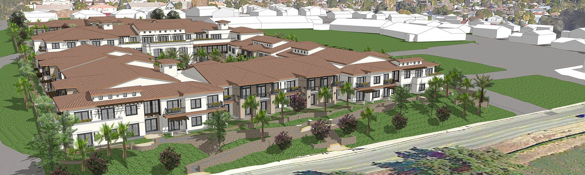 Senior Living Development   Rancho Cucamonga, CA