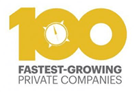 100 Fastest Growing Private companies